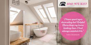 Helpful Home Slider - Bathroom