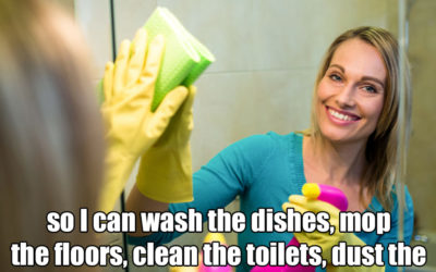 Cleaning at the Weekend?